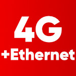 4G+Ethernet